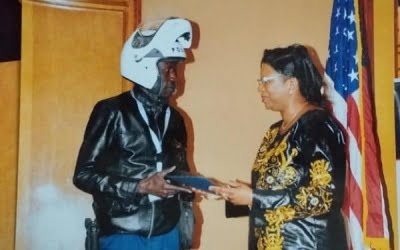 Le policier Amoul Yakar Diouf encore honoré (photo)